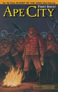 Ape City #1 FN; Adventure | save on shipping - details inside