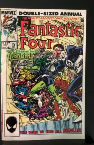 Fantastic Four Annual #19 (1985)