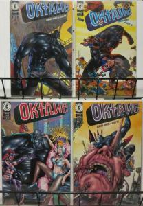 OKTANE (1995 DH) 1-4 Complete mini