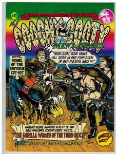 COOCHY COOTY MENS COMICS (1970 PRINT MINT) 1 FN