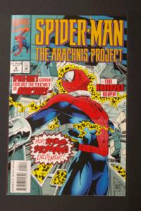 Spider-Man: The Arachnis Project #4 November 1994