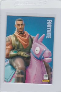 Fortnite Giddy-Up 215 Epic Outfit Panini 2019 trading card series 1