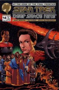 Star Trek: Deep Space Nine (1993 series) #14, NM (Stock photo)