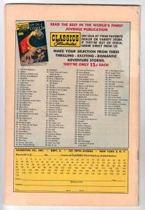 Classics Illustrated #159 (Nov-60) FN/VF- Mid-High-Grade