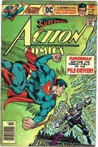Action Comics #464 - Superman GD
