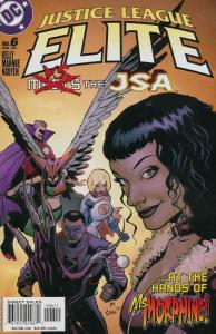 Justice League Elite #6 FN; DC | save on shipping - details inside