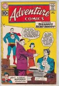 Adventure Comics #288 (Sep-61) VG/FN Mid-Grade Superboy, Bizarro