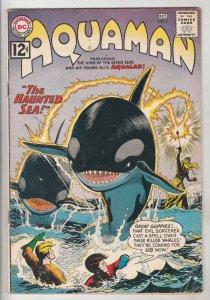 Aquaman #5 (Oct-62) VG/FN Mid-Grade Aquaman, Aqualad