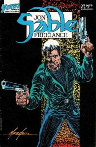 Jon Sable, Freelance #41 FN; First | save on shipping - details inside