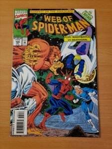Web of Spider-Man #105 ~ NEAR MINT NM ~ (1993 Marvel Comics)