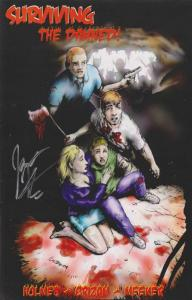 Surviving the Damned! #1AUT VF; ComiXpress | save on shipping - details inside