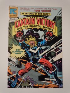 Captain Victory and the Galactic Rangers #10 (1983)