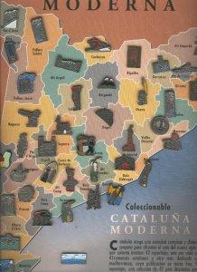Cataluña Moderna: Juego de Pins