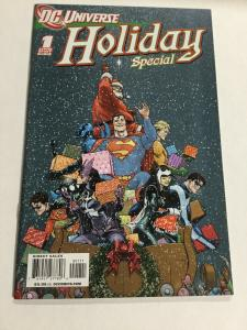 DC Universe Holiday Special One-Shot 09 Nm Near Mint