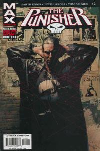 Punisher (7th Series) #2 VF/NM; Marvel | save on shipping - details inside