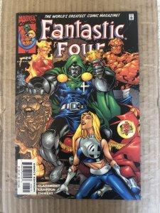 Fantastic Four #26 (2000)