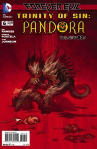 Trinity of Sin: Pandora #6, NM (Stock photo)