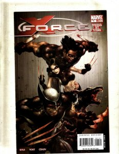 Lot Of 12 X-Force Marvel Comic Books # 1 2 3 4 5 6 7 8 9 10 11 12 X-Men X-23 RP4