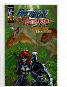 Backlash & Taboo's African Holiday #1 (1999) SR36