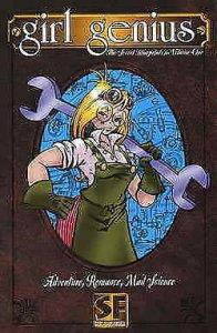 Girl Genius: The Secret Blueprints for Volume One #1 VF/NM; Studio Foglio   save