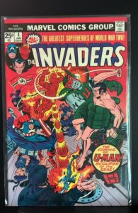 The Invaders #4 (1976)