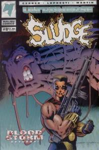 Sludge #8, NM (Stock photo)