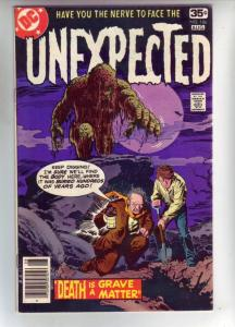 Unexpected, The #186 (Aug-78) NM- High-Grade