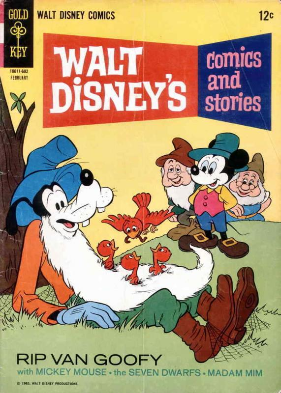 Walt Disney's Comics and Stories #305 VG; Dell | low grade comic - save on shipp