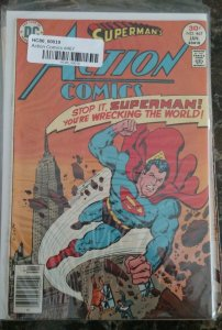 Action Comics #467 (DC, 1977) Condition: VF/NM