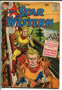 All Star Western #93 1957-DC-Trigger Twins-Strong Bow-Johnny Thunder-VG+