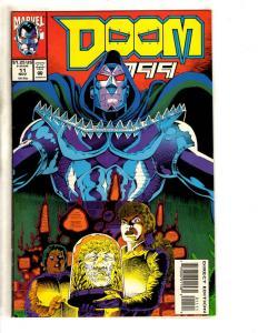 10 Doom 2099 Marvel Comic Books # 11 12 13 14 15 16 17 18 19 20 Fantastic 4 CR47