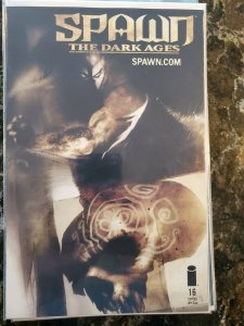 Spawn The Dark Ages #16 (Image, 2000) Condition: NM+ or Better