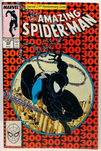 AMAZING SPIDER-MAN #300 & 301, HIGH GRADE