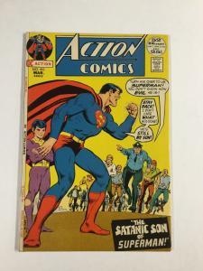 Action Comics 410 8.0 Vf Very Fine Dc Bronze Age