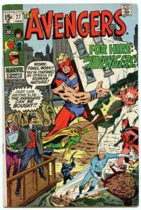Avengers 77 Jun 1970 VG (4.0)