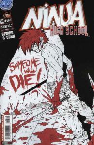 Ninja High School #165 VF/NM; Malibu | save on shipping - details inside