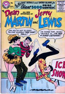 Adv of Dean Martin and Jerry Lewis # 33