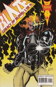 Blaze: Legacy of Blood #1, VF+ (Stock photo)