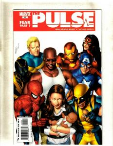 10 Comics The Pulse 11 10 13 Spider-Man 33 Sensational Spider-Man 28 +MORE HY3