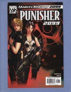 Lot of 9 Punisher Comics Marvel Knights 2099 Daredevil Dr Strange