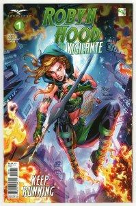 Robyn Hood Vigilante #1 Cvr C Royle (Zenescope, 2019) NM