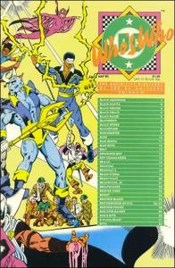 DC WHO'S WHO: THE DIFINITIVE DIRECTORY OF THE DC UNIVERSE #3 VF/NM
