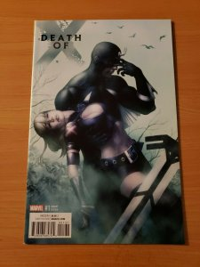 Death of X #1 Variant Cover ~ NEAR MINT NM ~ (2016, Marvel Comics)
