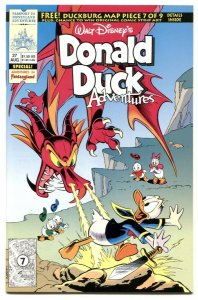 Walt Disney's Donald Duck Adventures #27 1992 -VF/NM