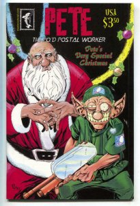 PETE the P.O.'d POSTAL WORKER #1, NM, Christmas Special, 1997, Mail, more in sto