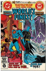 WORLDS FINEST 275 VF-NM $1 COVER GIANTS Jan. 1982 COMICS BOOK