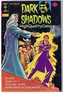 DARK SHADOWS #31, FN+, Barnabas, Vampire,Gold Key, 1969, more GK in store