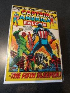Captain America #148 (1972)