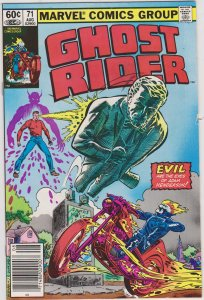 Ghost Rider #71 (1982)