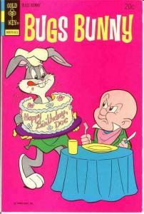 BUGS BUNNY 153 VF November 1973 COMICS BOOK